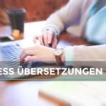 Express Übersetzungen für Unternehmen