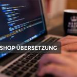 Onlineshop Übersetzung